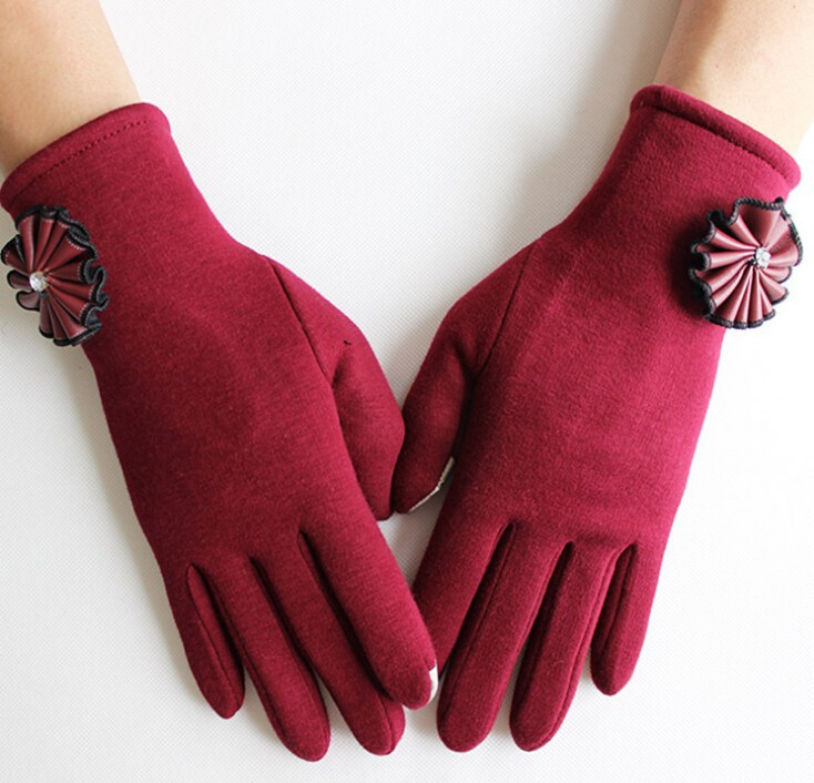 C27505a Wholesale Women Winter Gloves - Buy Personalized