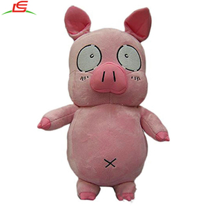 Great Eastern Accel World Haru Pig Plush Pink Cute