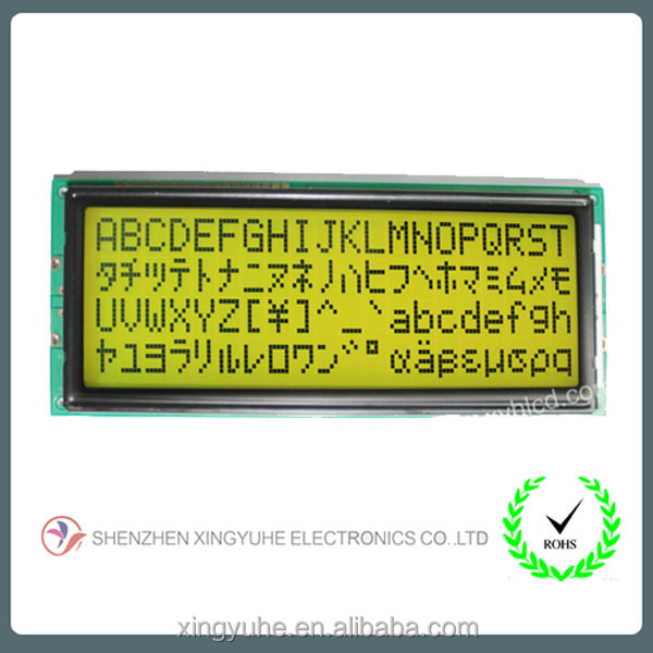 lcd display module character oled