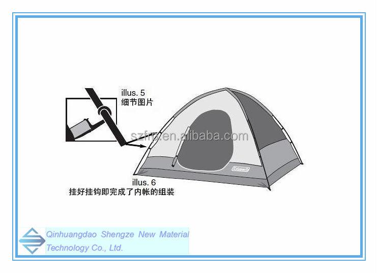 Frp Pultrusion Tent Pole,Connection Tent Parts,Tent Support Rod - Buy Frp  Pultrusion Tent Pole,Connection Tent Parts,Tent Support Rod Product on