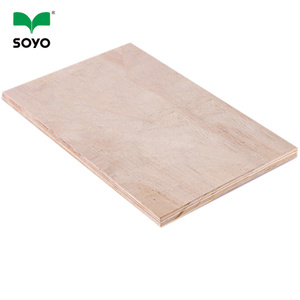 Good Quality Plywood Poplar 3mm for Vietnam Market