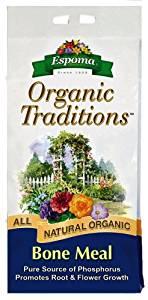 Espoma Organic Traditions Bone Meal 4-12-0 - 4.5 lb Bag #BM5