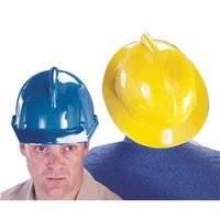 Mine Safety App - White Topgard Hard Cap, Sold As 1 Each