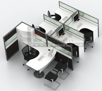 Fabrik Herstellung Buromobel Glas Workstations Buy Glas