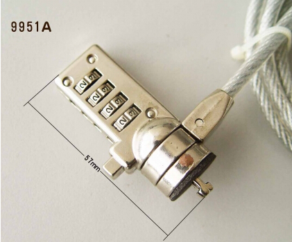 At Wholesale Prices Factory In China Top Secruity Cable Laptop Lock