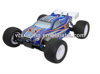 Vrx 1e 1 8 Electric Truggy Brushless 8th Scale Rc Car