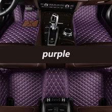 Kalaisike пользовательские автомобильные коврики для Geely все модели Emgrand EC7 GS GL GT EC8 GC9 X7 FE1 GX7 SC6 SX7 GX2 авто аксессуары Стайлинг(Китай)