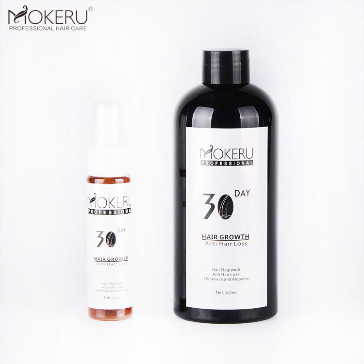 China best Pure herbal stop loss hair growth lotion for men 300ml+30ml