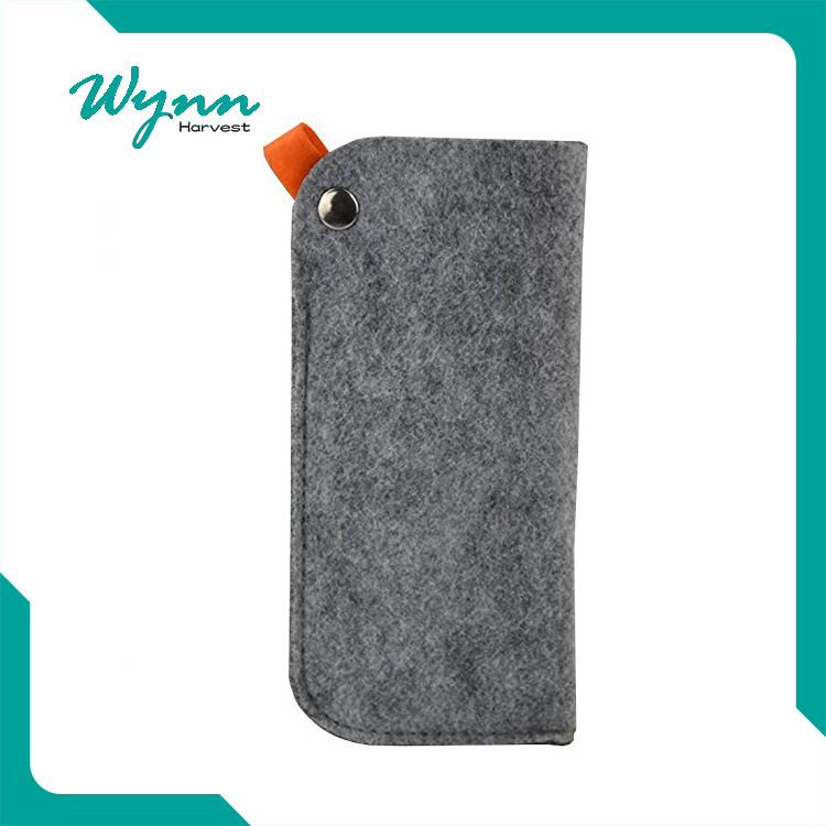 Case for iPhone 7 , Promotion Hot Sale Wool Felt Smartphone Sleeve
