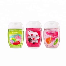 Anti-Bacterial pocket hand sanitizer gel for hand sanitizer bottle 30ml