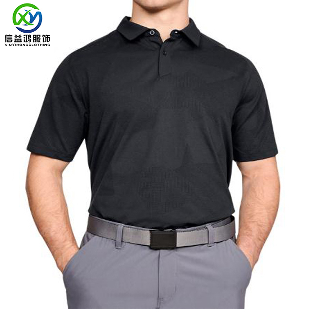 Fast shipping New design fashion clothing, plain golf mens polo shirts