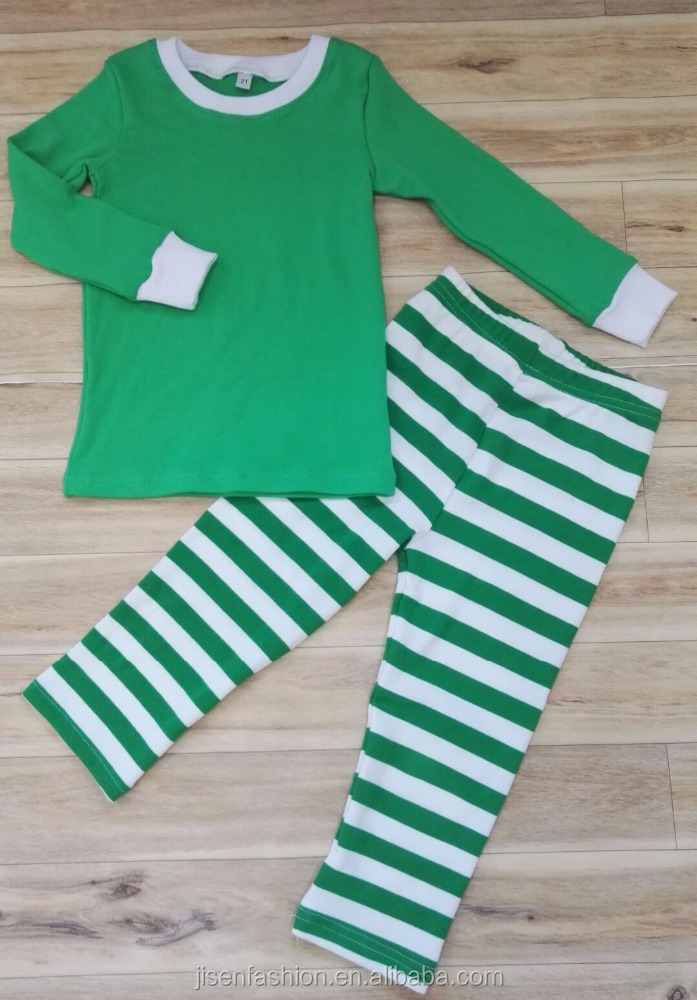 knit cotton infant holiday pajamas boy christmas pajamas