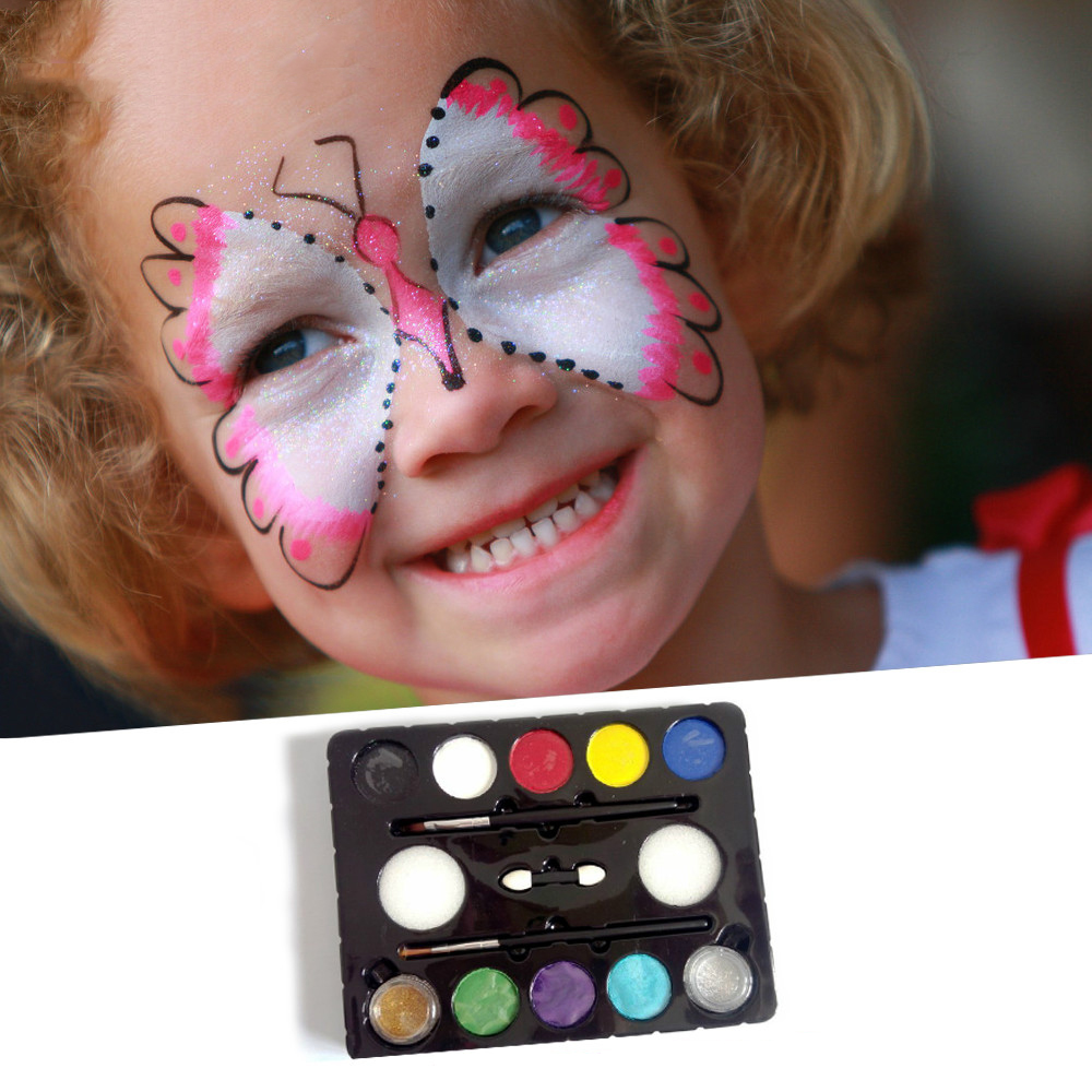 Simple Face Painting Picturesimages Photos On Alibaba - Simple face painting