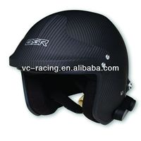 Auto racing open-face composite helmets BF1-R7