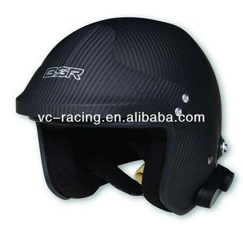 Auto Racing Open Face Composite Helmets Bf1 R7