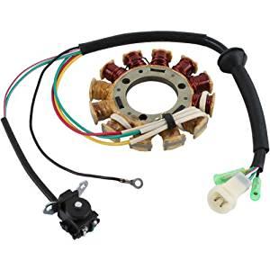 DB Electrical Aya4036 Stator Coil for 350 YFZ350 Yamaha Banshee 1988 1989 1990 1991 1992 1993 1994 88 89 90 91 92 93 94
