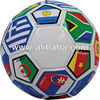 Country Flag Promotional Soccer Balls