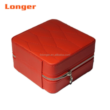 Professional production leather jewelry box