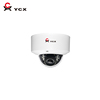 High definition Onvif h.265 ip camera 4k waterproof vandalproof mini dome camera with microphone 30M IR