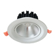 Living room glass cover dimmable downlight 9w 12w 15w 20w 24w 30w fixed down light led