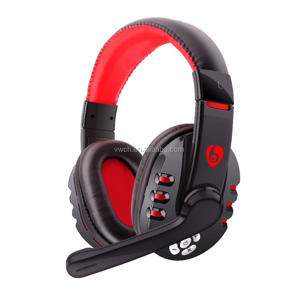 2017 High quality stereo sport bluetooth headset, foldable noise cancelling OEM brand wireless bluetooth headphone