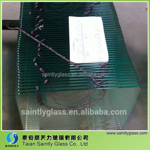 6mm clear float glass for building(with ISO9001 and CCC certification)