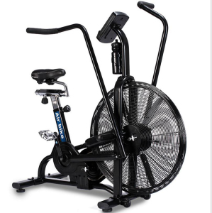 Crossfit exercise assault air bike