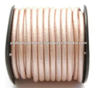 Round Leather Cord 5mm Wholesale