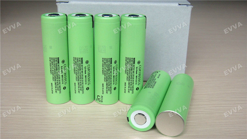 18650 2250mAh li-ion battery cell for e-ciga 4.5A discharge