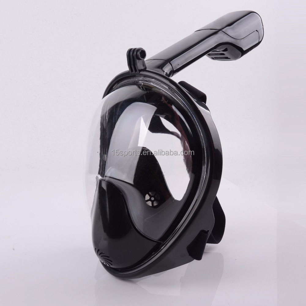 diving equipment Full face snorkeling mask New Design Silicone Diving Mirror Deep Snorkeling Equipment Diving mask