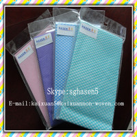 [FACTORY] Chemical bonded nonwoven material/list of disposable products/non woven duster--Cleaning products