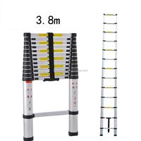 3.8m aluminium telescopic ladder LSX-TL380 Wholesale and retail