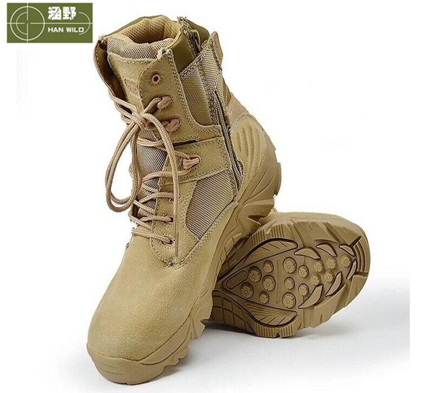 Hiking Climbing Shoes Waterproof Hunting Boots Tactical Outdoor Sports Sneakers Boots