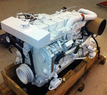 cummins marine propulsion engine 6CTA8.3-M, 220-300HP/2200rpm with marine engine for fishing boat, barge boat