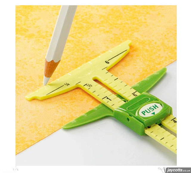 WITH NANCY ZIEMAN Measuring Sewing Tool