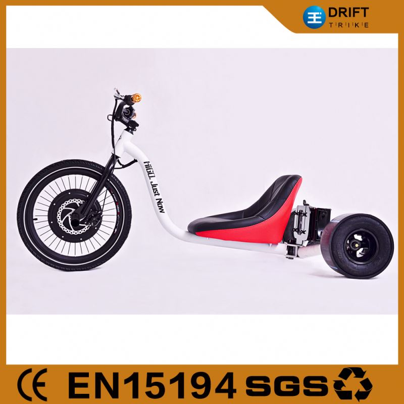 2015 new professional factory supply electric drift 3 wheel trike