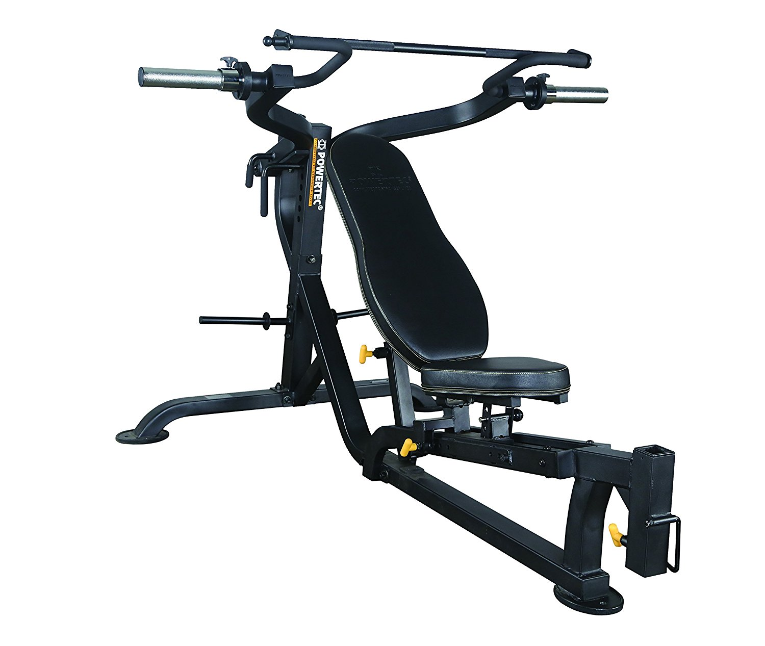 Superb Get Quotations · Powertec Fitness Multi Press Work Bench, Black