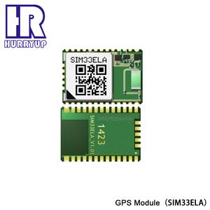 SIMCOM GNSS GPS Receiver Module with Antenna SIM33ELA