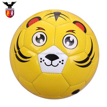 Carton Animal Rosto Espuma De Pvc Tamanho Mini Bola De Futebol 2 ... c44f0bec1dbea