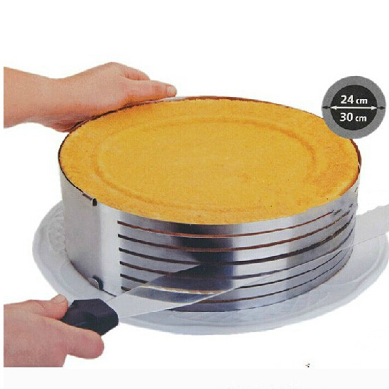 Cake Adjustable Cake Layer Cutter
