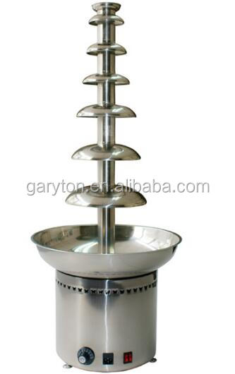 GRT-D20098 Hot Sale 7 layer Commercial Chocolate Fountain Machine