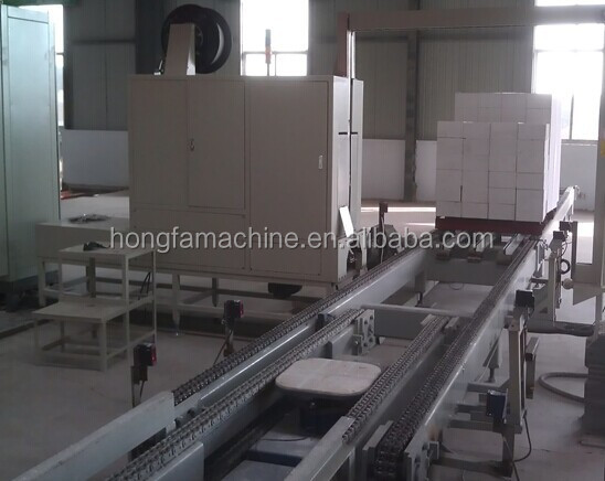 50000m3 AAC Block Production Line/AAC Autoclaved Concrete Equipment/AAC Block Machine and Price