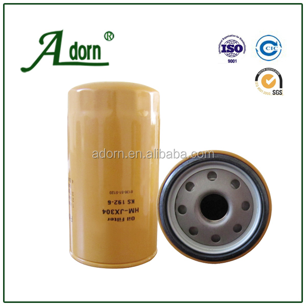 Spin-On Oil Filter for E200B KS192-6