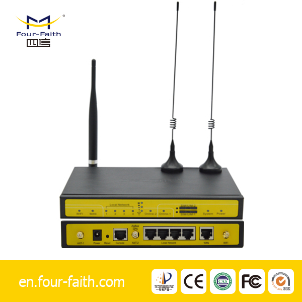 F3946 4g dual sim lte router