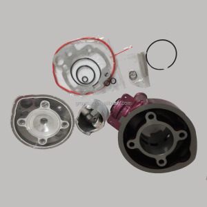 AM6 2 stroke 49mm Cylinder Kit with Cylinder Head