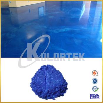 Metallic Effekt Epoxidharz 3d Bodenbelag Farbpigment Fur
