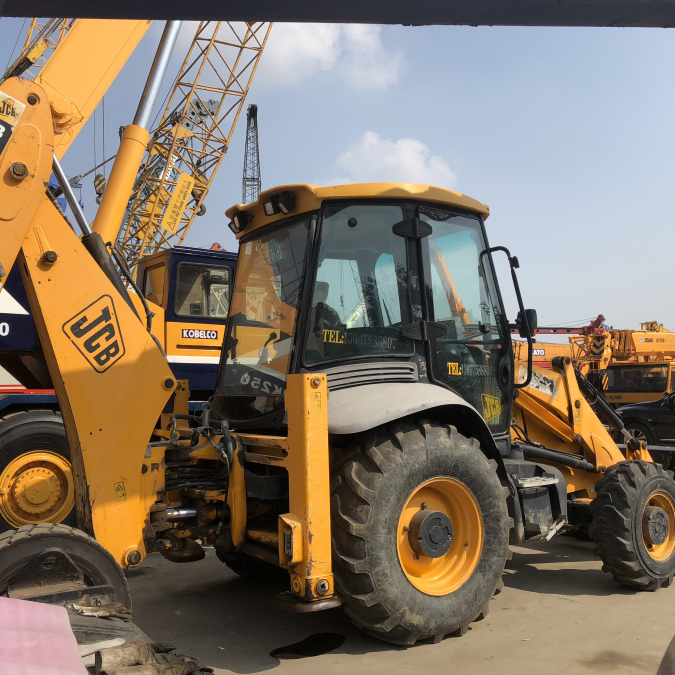 Lower Working Hours Used Original jcb 3cx 4cx 3dx backhoe loader for sale with Good Condition
