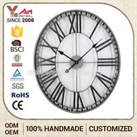 Cheap Price Custom-Tailor Retro Time Zone Wall Clock Dials Of Clocks