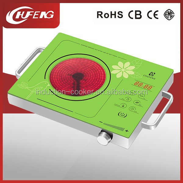 Wholesale top selling electric ceramic induction cooker with CE,CB, ROHS certification