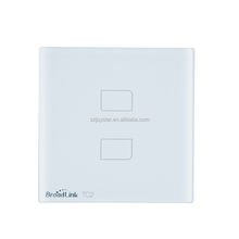 EU Standard Broadlink TC2 3 gang Optional,mobile Remote light lamps wall Switch via broadlink rm2 rm pro,smart home domotica